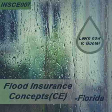 Florida - FLOOD INSURANCE CONCEPTS (CE) (INSCE007FL3)