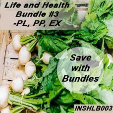 Florida - INSHLB003 Health and Life Bundle #3 - PL, PP & Ex
